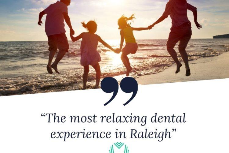 IV sedation dentist Raleigh