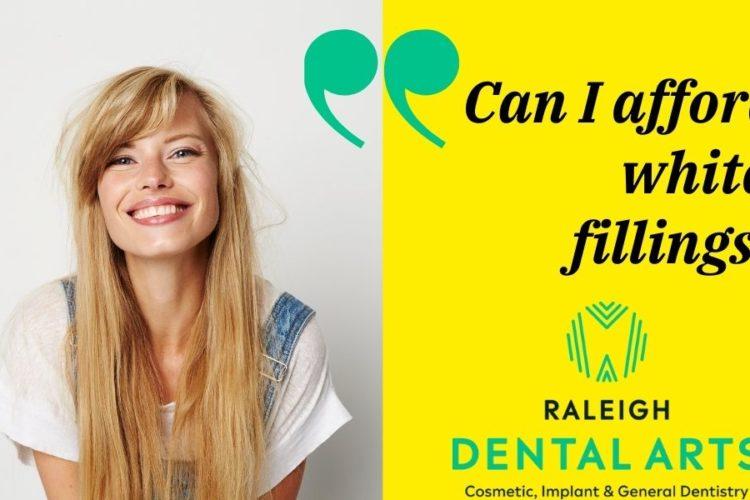price of dental fillings